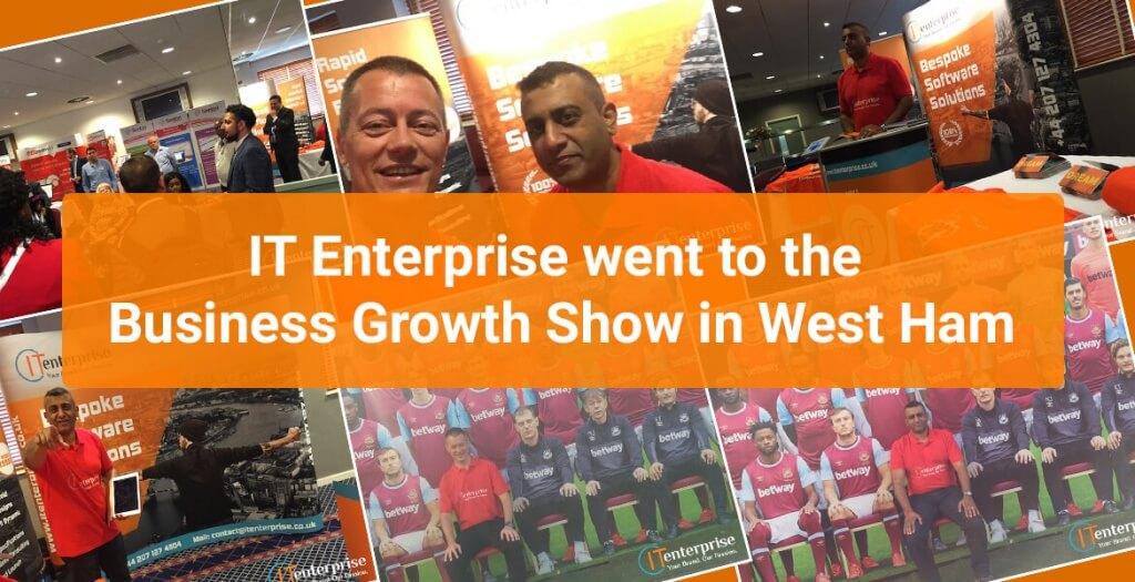 IT Enterprise Business Growth Show West Ham 2016