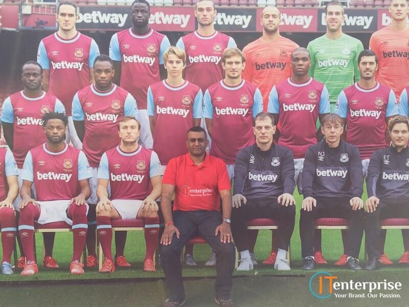 Raj Mistry West Ham Football