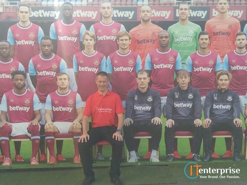 Thomas De Vos West Ham Football