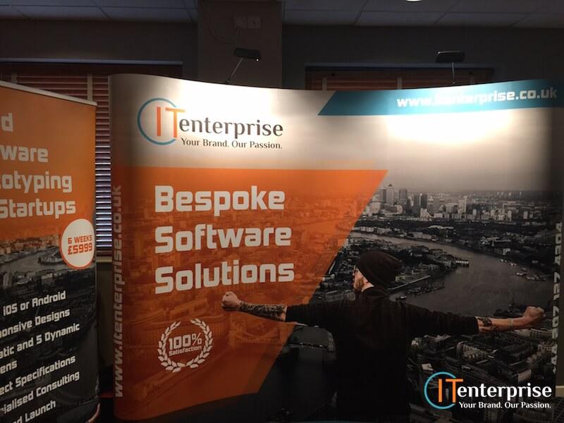 IT Enterprise Exhibition Business Growth Show 2016 West Ham