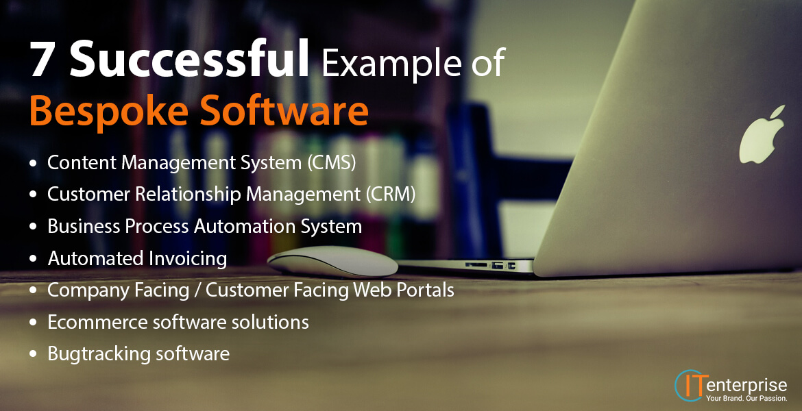 7 successful example of bespoke software