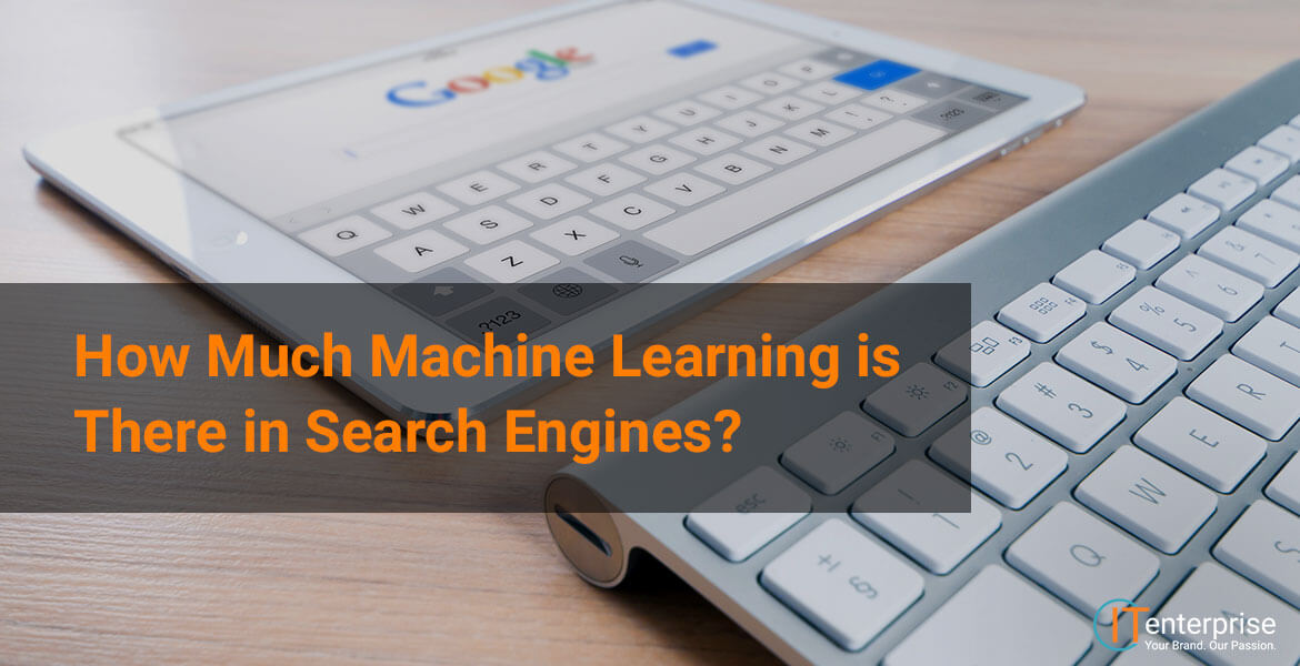 Search Engines and Machine Learning