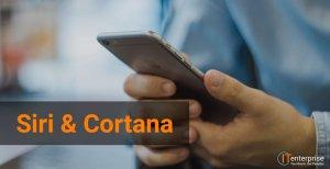 Siri and Cortana - Machine Learning Examples