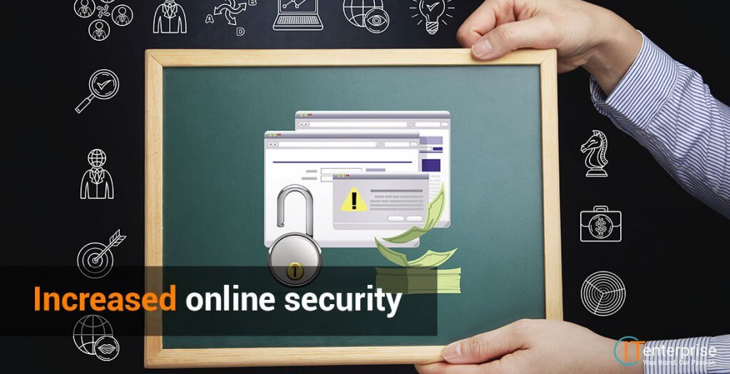 Increased Online Security