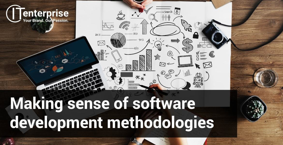 What are the different software development methodologies?