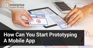 How to prototype a mobile app