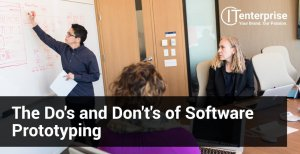 what to do when software prototyping