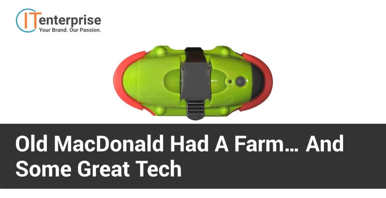 Old MacDonald Had a Farm… And-min