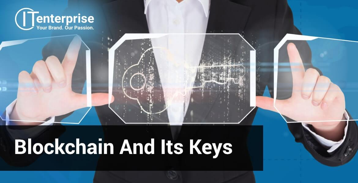 What are blockchain keys and how do they work