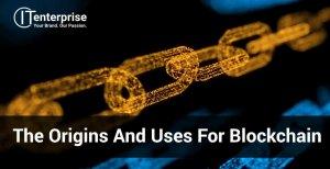 The Origins of Blockchain