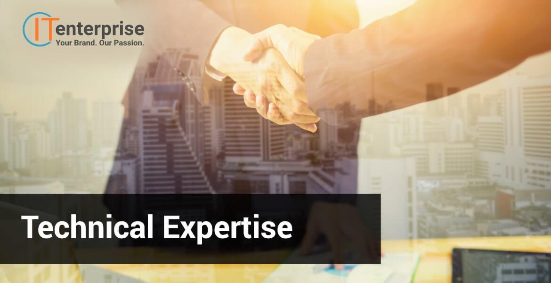 Software Development Technical Expertise