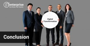 conclusion on what digital transformation means for retail