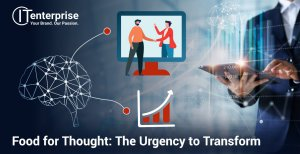 the urgency to transform