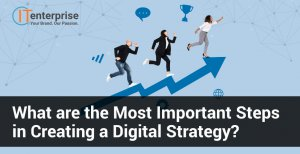 What are the Most Important Steps in Creating a Digital Strategy-min