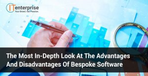 The Most In-Depth Look at the Advantages and Disadvantages of Bespoke Software-min