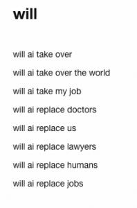 will AI answerthepublic