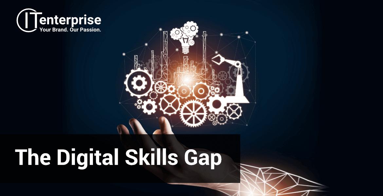 The Digital Skills Gap-min