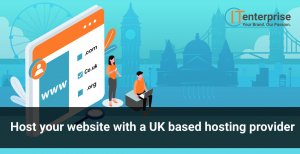 Host your website with a UK based hosting provider